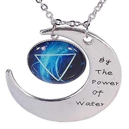 Jewel Panda Par la puissance de leau Amulette