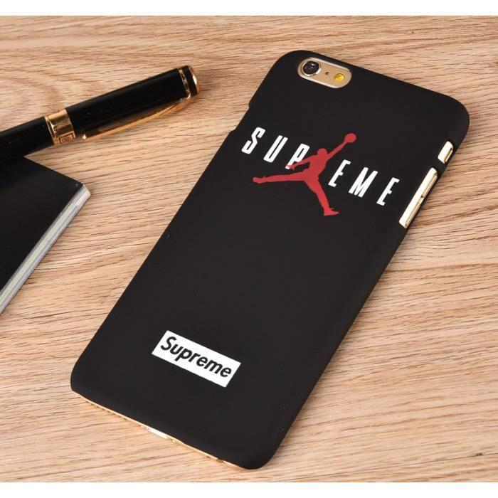 coque supreme iphone 7 silicone