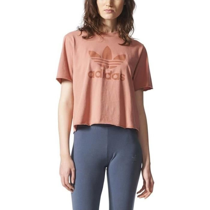 pas mal dfd68 eacab ADIDAS ORIGINALS Femme T-Shirt