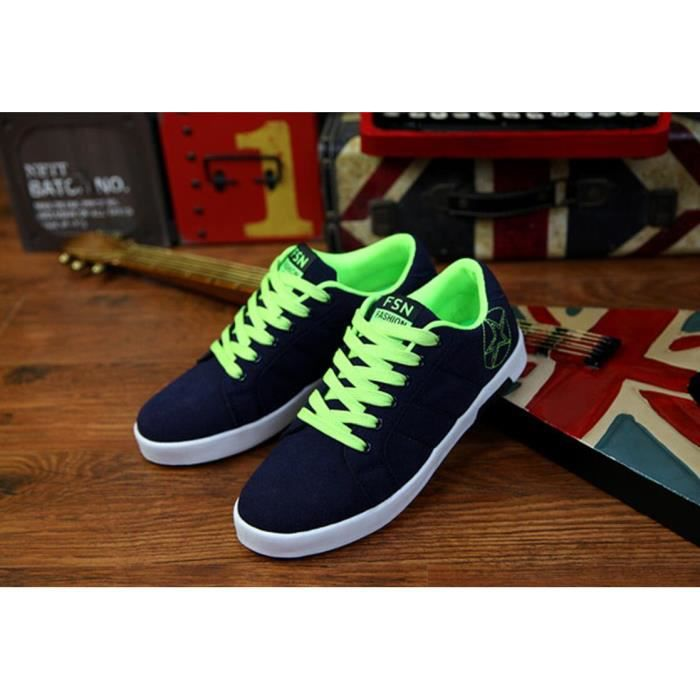 Mode New Style Respirabilit Loisirs Sneakers homme