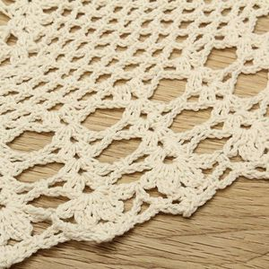 Napperon crochet achat vente napperon crochet pas cher soldes d s le 10 janvier cdiscount - Napperon dentelle crochet ...