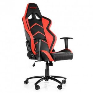 SIÈGE GAMING AKRACING Fauteuil Gaming Player Noir et Rouge
