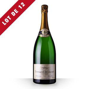 ASSORTIMENT CHAMPAGNE 12X Bernard Bremont Brut 150cl - Champagne