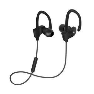 OREILLETTE BLUETOOTH Noir  Écouteurs Oreillette Bluetooth 4.1 Sans fil