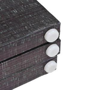 PARAVENT KKmoon Paravent Interieur Pliable | Cloison de Sép