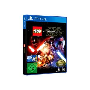 JEU PS4 LEGO Star Wars The Force Awakens PlayStation 4 all