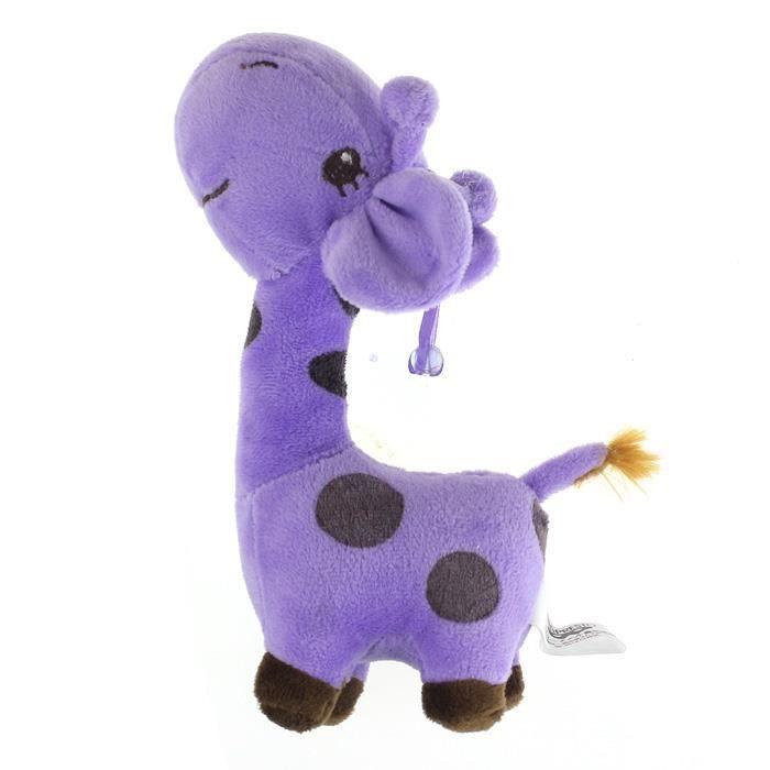Girafe Chère douce en peluche jouet poupées animaux bébé enfant fête d'anniversaire cadeau PP hjn82