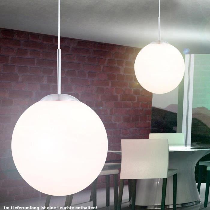 Suspension led 9 5 watts luminaire plafond salle de s jour for Suspension luminaire boule