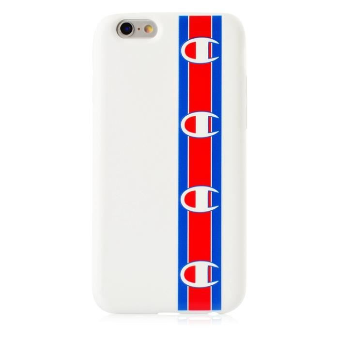 coque iphone 6 champion blanche