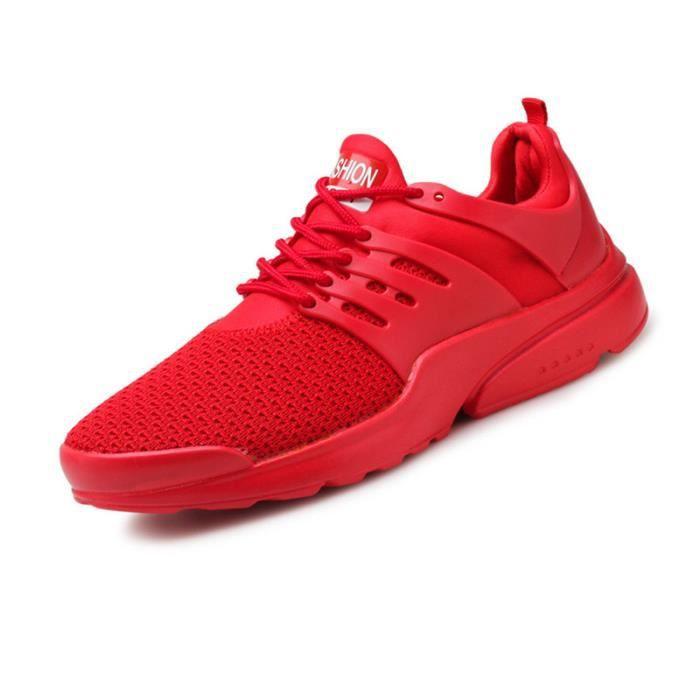 Baskets Hommes Qualité Supérieure Basket 2017 Nouvelle Mode De Marque De Luxe Confortable Chaussures de sport Grande Taille 39-44