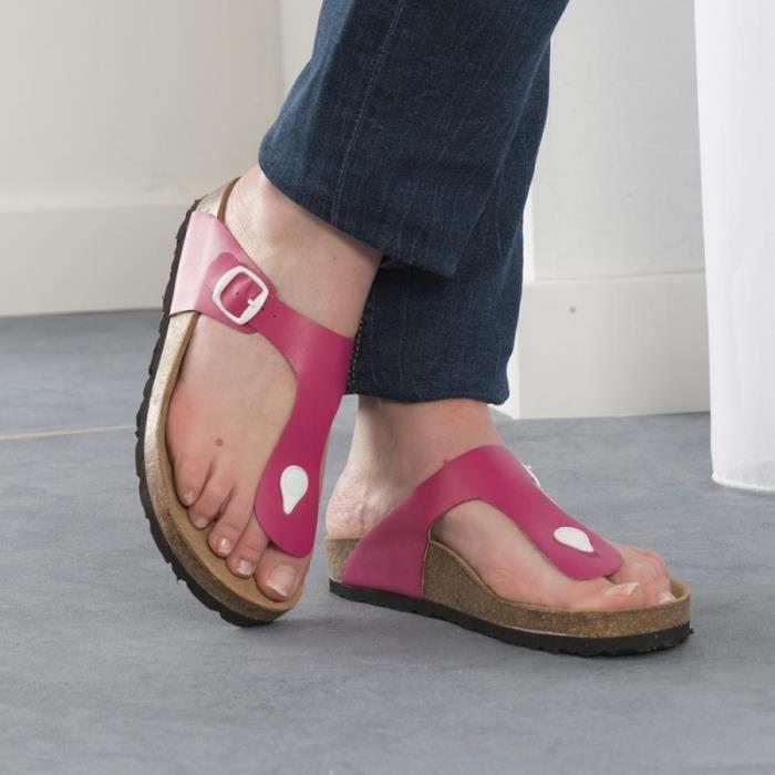 Chaussure Femme été-Tong