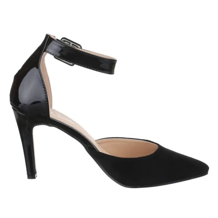 Femme chaussures escarpin High Heels noir 41 VTS3EXX