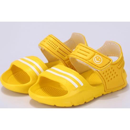 Sandale pour enfant jaune 10 0SJtOpws