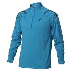 MAILLOT DE RUNNING ASICS T-shirt de running Icon - Homme - Bleu