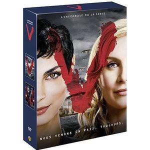 DVD SÉRIE DVD V, saisons 1 et 2