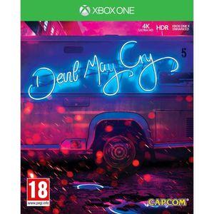 JEU XBOX ONE NOUVEAUTÉ Devil May Cry 5 Deluxe Steelbook Edition sur Xbox