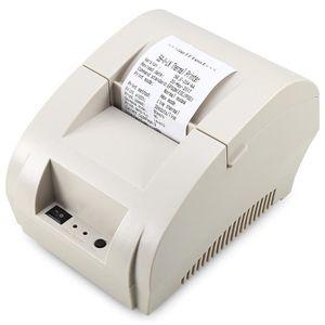 IMPRIMANTE Imprimante thermique de LN ZJIANG ZJ - 5890K - Mac