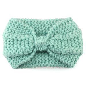 BANDEAU - SERRE-TÊTE Femmes Tricot Bandeau Crochet Hiver Chaud Bande De