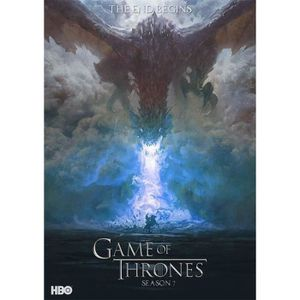 AFFICHE - POSTER gh021kk-1 New Game of Thrones Saison 7 HBO Hot USA