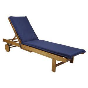 coussins pour transat achat vente coussins pour transat pas cher cdiscount. Black Bedroom Furniture Sets. Home Design Ideas