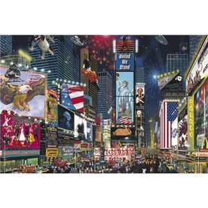 PUZZLE Jumbo - 618583 - Puzzle - Times Square - New York