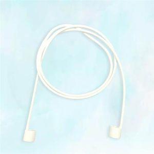TISSU Écouteur Chaîne Câble Anti-perdue pour Apple Airpo