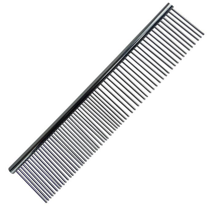 Tondeuse Toilettage Brosse Peigne Rake Cheveux Délestage Tuer Puces Chien Chat H2539