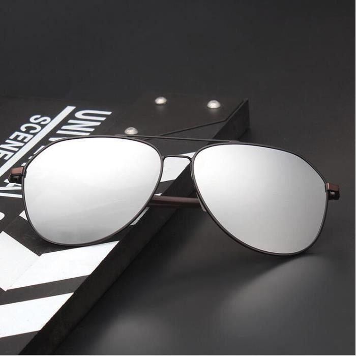 femmes marque nouvelle laviation Lunettes conception verre miroir de en De hommes féminin lentille uv400 Soleil OZ6HIqWW