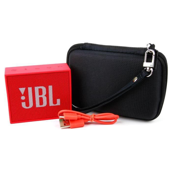 etui en nylon rigide pour jbl go tous mod les blue black orange mini enceintes portables. Black Bedroom Furniture Sets. Home Design Ideas