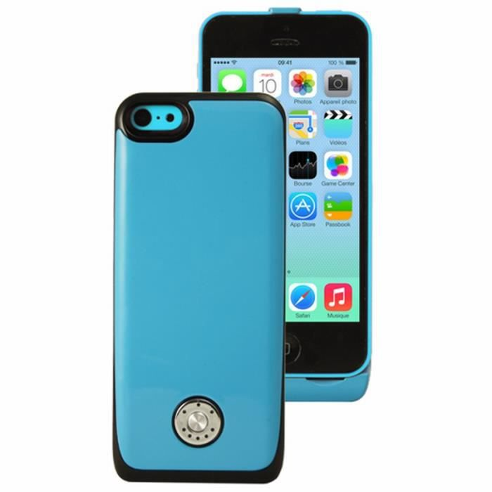 coque iphone 5 rechargeables
