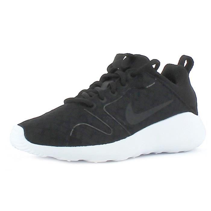 sale retailer 17ce0 a5fad Nike Kaishi 2.0 Se Chaussures de Sport Toile Noir