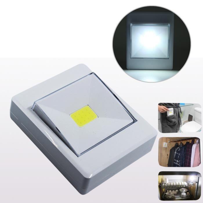 Voiture D'urgence Travail Collant Fil De Placard Lumière Lampe Réparation Led Sans Commutateur Camping DHYbeW29EI