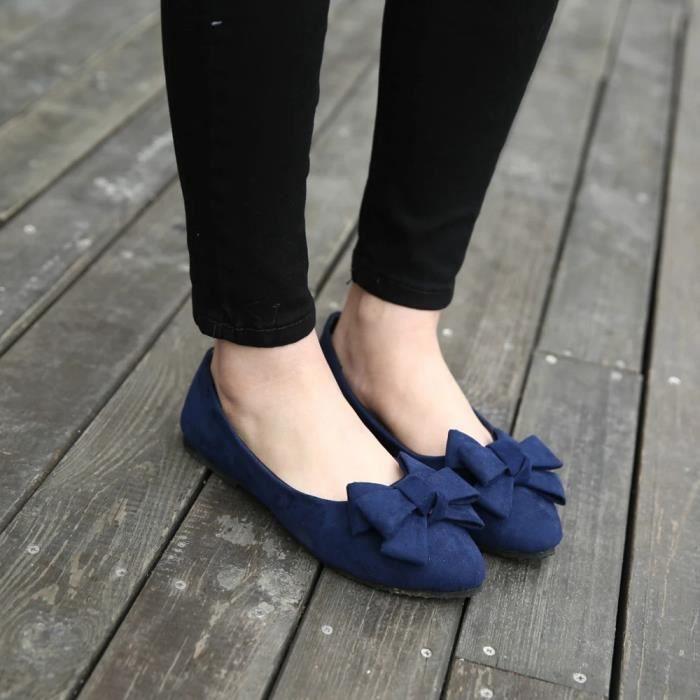 Été Femmes Appartements Chaussures Femmes Casual Mocassins Plat Slips Chaussures Femmeshyu-661