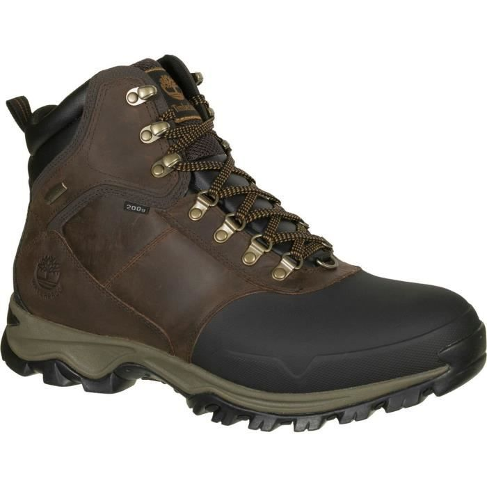 Timberland Mt. Maddsen 6po imperméable isolé Boot - Homme IDGPC Taille-44 hoDwBBzYA1