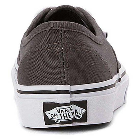 Pewter Authentic 38 Black Chaussure Homme Basse Vans Pointure Qtzoow AZq5ZR