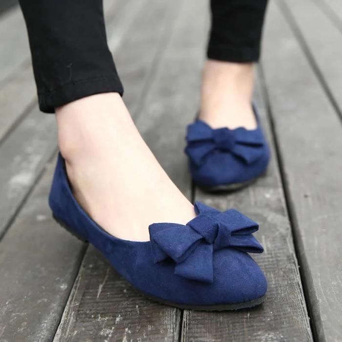 Été Femmes Appartements Chaussures Femmes Casual Mocassins Plat Slips Chaussures Femmeshyu-661 uwcEhDd9