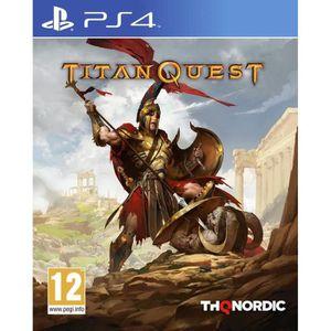 JEU PS4 Titan Quest Jeu PS4