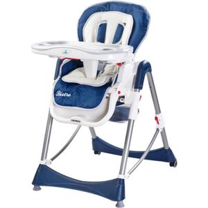 CHAISE HAUTE Chaise haute multipositions bébé enfant de 6m-4ans 630fb24836a