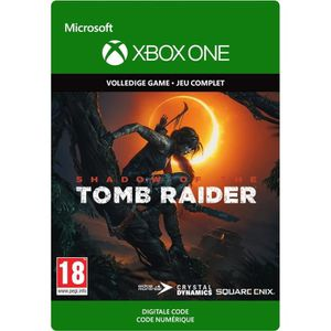 JEU XBOX ONE À TÉLÉCHARGER Shadow of the Tomb Raider Jeu Xbox One à télécharg