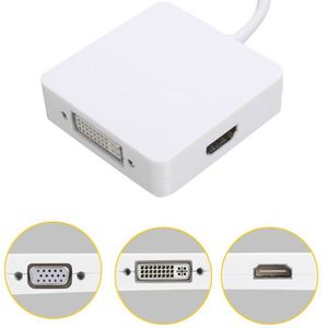 CÂBLE TV - VIDÉO - SON Adaptateur Mini Display Port DP à High-Definition