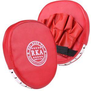 HOUSSE MATÉRIEL COMBAT Boxe Mitt formation cible Focus Punch pad gant MMA