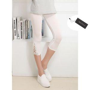 LEGGING Dresstells Femme court 3 4 Longueur Leggings Modal ... 60603d15676