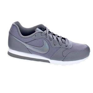BASKET Baskets - Nike Md Runnre 2  Fille  Gris