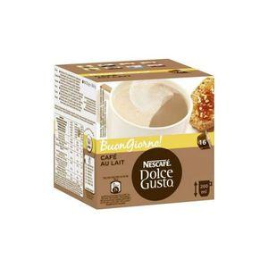 CAFÉ Capsules de café avec étui Nescafé Dolce Gusto 658