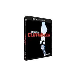 BLU-RAY FILM Cliffhanger - Traque au sommet [4K Ultra HD + Blu-