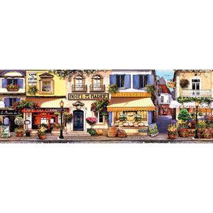 PUZZLE Puzzle panoramique 1000 pièces : Promenade dans Pa