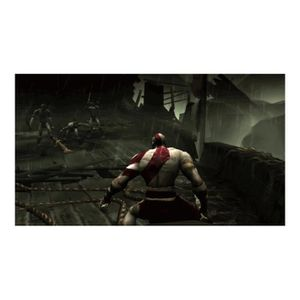 JEU PS4 God of War III Remastered PlayStation 4