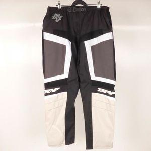 BLOUSON - VESTE Pantalon enduro man TRAP taille XL 44 noir gris bl