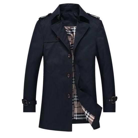 Blouson Vêtements Mode Vestes Printemps Hommes zrqzFa