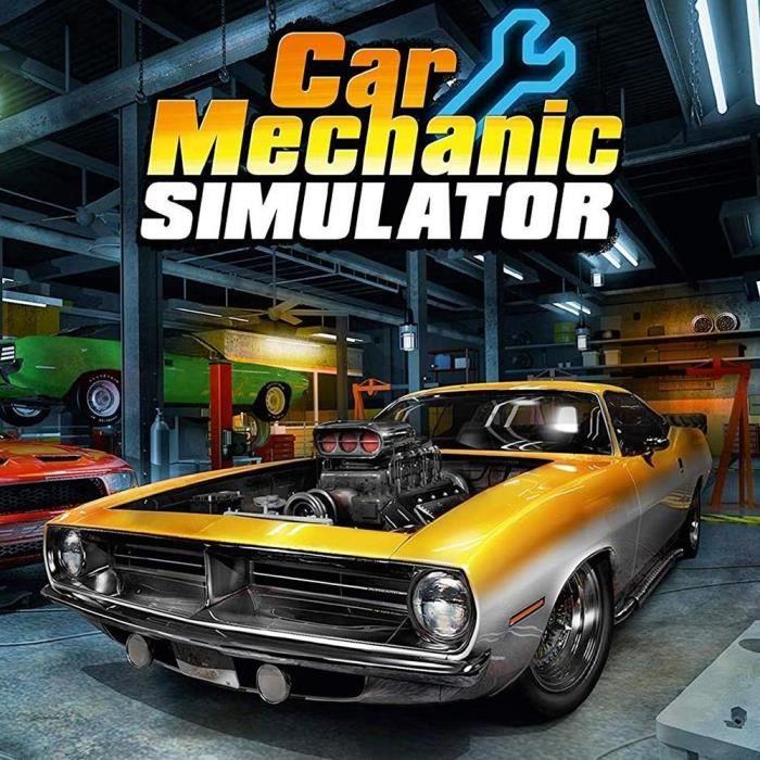 Jeux simulation ps4 - Achat / Vente pas cher